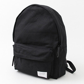 URBAN RESEARCH DOORS - FORK&SPOON バックパック Black