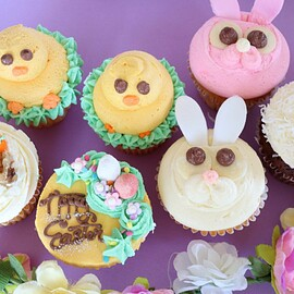 LOLA'S cupcakes - Easter cupcakes