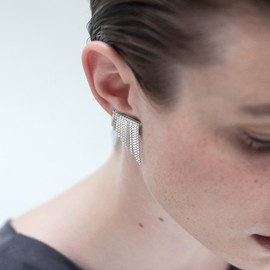 Saskia Diez - SaskiaDiezFRINGEearringsTriangle3