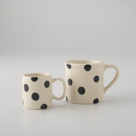 Schoolhouse Electric & Supply Co. - Black Dot Mug