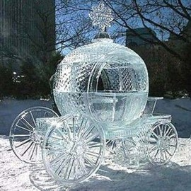 Ice carriage/wow!! amazing☆