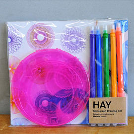 HAY - Spirograph Drawing Set