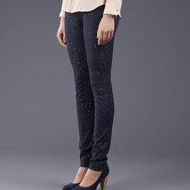 MM6 BY MAISON MARTIN MARGIELA - Speckled Jeans