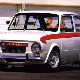 "Fiat Abarth - OT 2000 Berlina ""Mostra"""