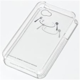 IDEA LABEL - iPhone4用「iTatto」