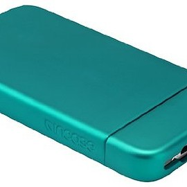 Incase - Incase CL59984 Metallic Slider Case for iPhone 4 and iPhone 4S, Tropic Blue