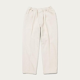 Comfortable Reason, BEAUTY&YOUTH UNITED ARROWS - Rodeo Slacks (Off White)