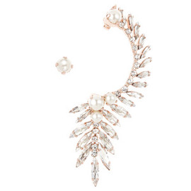 Ryan Storer - RS.E.005 Rose Gold Ear Cuff