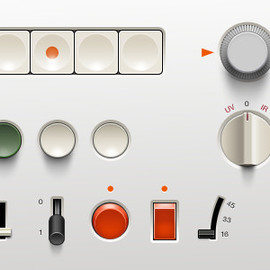 Poster of Dieter Rams' audio products