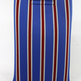 【Pijama】MacBook Air 13インチ用ケース regimental blue red