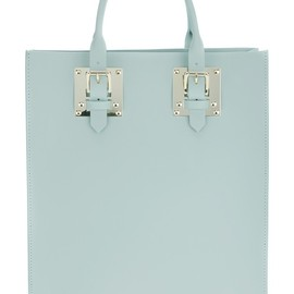 SOPHIE HULME - oversized structured tote