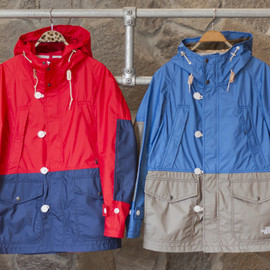 THE NORTH FACE PURPLE LABEL - NP2200N 〈THE NORTH FACE PURPLE LABEL〉 WINDSTOPPER® Mountain Coat