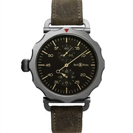 Bell & Ross -  WW2 Bomber Regulateur