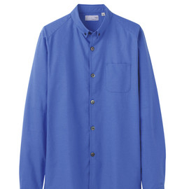 UU - UU Oxford long sleeve shirt+