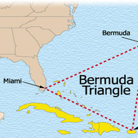 Ocean - The Bermuda Triangle