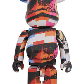 MEDICOM TOY - BE@RBRICK ANDY WARHOL The Last Supper 1000%