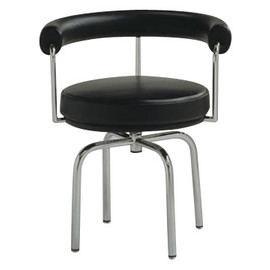 Le Corbusier,Pierre Jeanneret & Charlotte Perriand - LC7 Swivel Chair