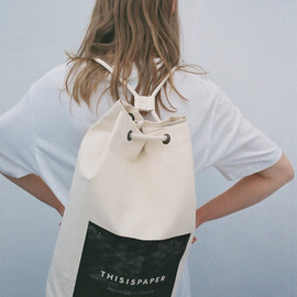 THISISPAPER - Cylinder 02 Off White