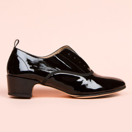 repetto - ROBIN PATENT OXFORDS