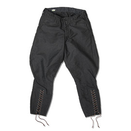 BLACK SIGN - Moleskin Sheriff Breeches