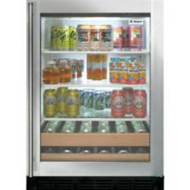 GE - Stainless Steel Beverage Center