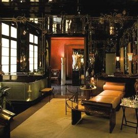 Yves Saint Laurent - YSL's apartment, Paris