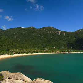 Vietnam - Six Senses Ninh Van Bay
