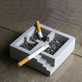 PULL+PUSH PRODUCTS. - Kiso Ashtray