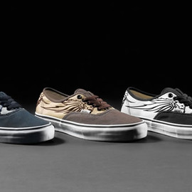 "Vans Syndicate - Authentic ""S"" WES HUMPSTON"