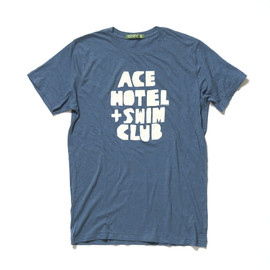 ALTERNATIVE earth - ACE HOTEL +SWIM CLUB Tshirt