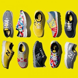 New Balance - KATE SPADE SATURDAY × NEW BALANCE CAPSULE COLLECTION FOR SPRING 2015