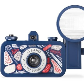 "Lomography - La Sardina & Flash ""The Guvnor"" Edition"