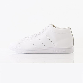 adidas Originals by HYKE, adidas originals, hyke - Haillet AOH001 HI(White)