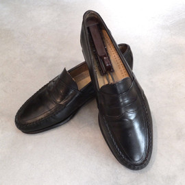 vintage, COLE HAAN - PENNY LOAFERS SHOES【COLE HAAN】コインローファー