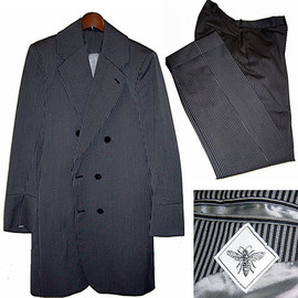A CHILD OF THE JAGO - A Child Of The Jago Pinstripe Sheriff Jacket & Pants ア チャイルド オブ ザ ジャゴー