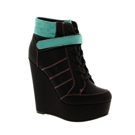 asos - ASOS AMPLIFY Wedge Ankle Boots