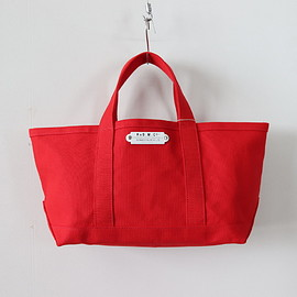R&D.M.Co- - TOTE BAG S #RED [no.011]