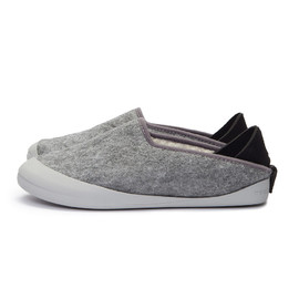 Mahabis - Larvik Light Grey Mahabis Classic Bundle (+FREE soles)