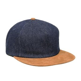 ONLY NY - Denim Polo Hat