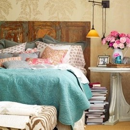 shabby chic-spare bedroom - shabby chic-spare bedroom