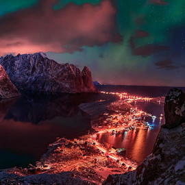 Norway - Port of Reine