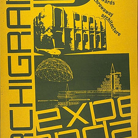 "Archigram - ""Archigram"" Issue 3, 1963"