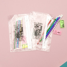 Rodarte × Opening Ceremony - Back to School Pencil Case, Pencils, and Erasers