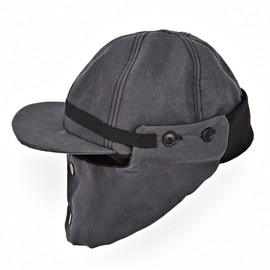 ALEXANDER WANG - CAP WITH DETACHABLE FACEGUARD