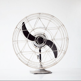 Fresh'nd Aire Special - Three speed fan.