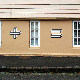 Aakash Nihalani - Sum Times - one plus one equals window