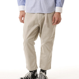 THE NORTH FACE PURPLE LABEL - 4/5 STRETCH CLIMBING PANTS
