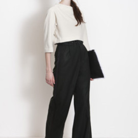 AULA AILA - Wide-Leg Pants