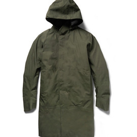Arc'teryx Veilance - Galvanic IS Quilted Hooded Coat