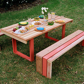 Scout Regalia - SR Outdoor Table Set